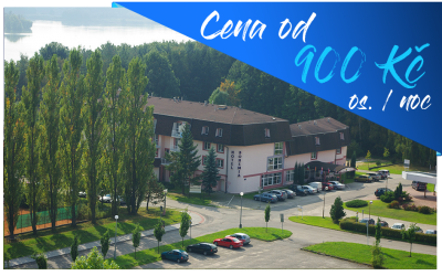 Třeboň – Hotel Bohemia & Regent
