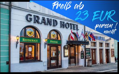 Jindřichův Hradec – Grand Hotel