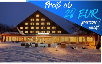 Mariánské Lázně – Hotel Krakonoš