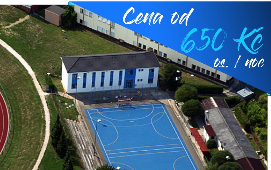 Jičín – ubytovna Sport