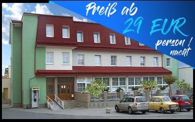 Borovany – hotel Alf