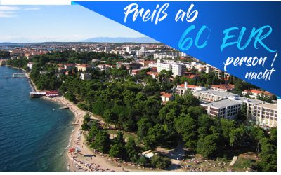 Croatien – Das Hotel am Stadion